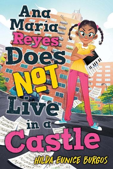 亚马逊热销书籍Ana Maria Reyes Does Not Live in a Castle 电子书mobi...建议人手一份!