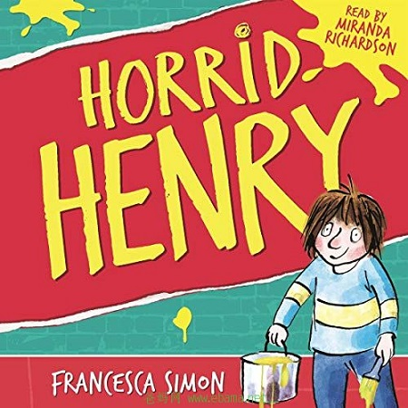 儿童故事绘本Horrid Henry Series 1-22 有声书音频mp3下载