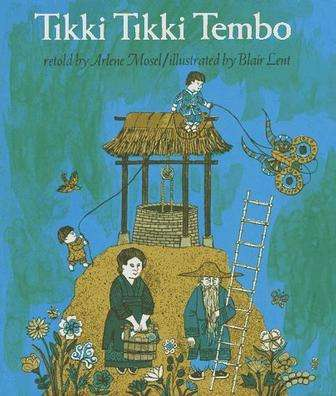 少儿英文故事绘本 Tikki Tikki Tembo 电子版PDF下载资料大全