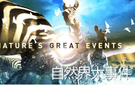 BBC纪录片《自然界大事件 Nature's Great Events》全集下载