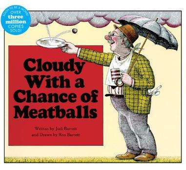 儿童英语电子书 Cloudy With a Chance of Meatballs PDF下载