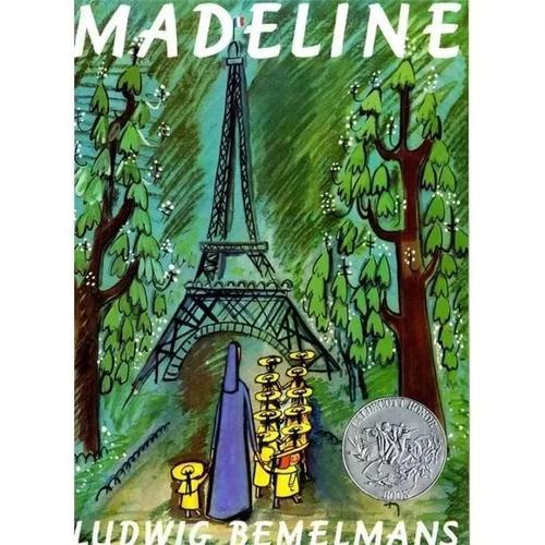 亲子阅读绘本《Madeline(玛德琳)》PDF下载学习分享