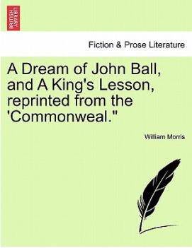 英文原版电子书A Dream of John Ball约翰·勃尔的梦