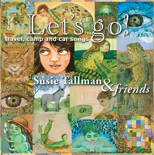 苏西托曼儿歌 Susie Tallman Children&#039;s Songs 195首 (MP3 + 歌词)下载<b style='color:red'>自取</b>