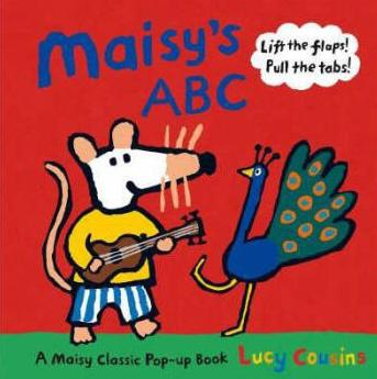 英国儿童书籍《Maisy's ABC》可打印小册子合集下载!