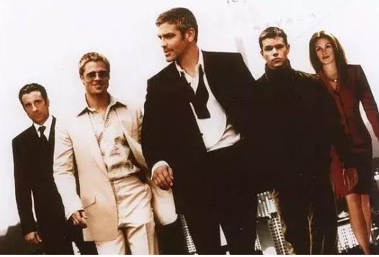高分经典电影《十一罗汉》丨一部高智商犯罪电影学习分享