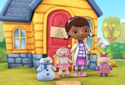 学龄前儿童动画《玩具小医生 Doc McStuffins》第1季高清视频