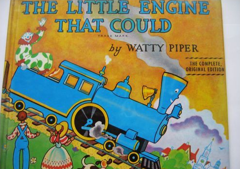 美国家喻户晓儿童绘本The Little Engine That Could(PDF)下载全套