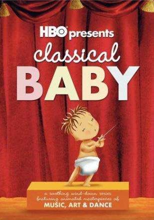 艺术启蒙视频古典宝贝Classical Baby 百度网盘下载免费下载地址。
