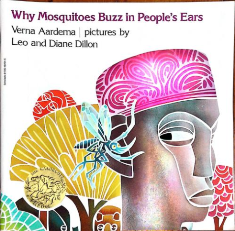 亲子英文阅读绘本Why Mosquitoes Buzz高清pdf分享必备资源下载!