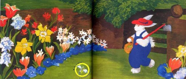 睡前英文故事绘本《The Runaway Bunny 逃家小兔》pdf下载无偿分享!