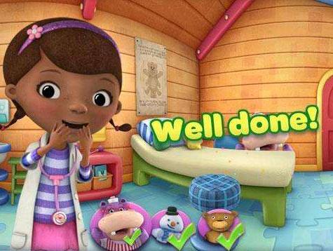 学龄前儿童动画系列《玩具小医生 Doc McStuffins》第3季(PDF+音频)