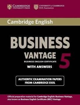 剑桥商务英语高级真题第5辑 文本+MP3下载建议人手一份!