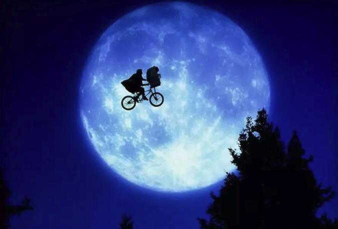 经典科幻片·《ET外星人》,科幻与童话的完美结合!pdf百度云!