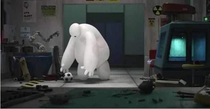 美国迪士尼动画《超能陆战队》第一季百度云免费领取!