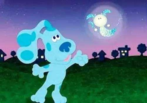 少儿英文互动动画片《蓝色斑点狗》1-3季72集电子版分享!