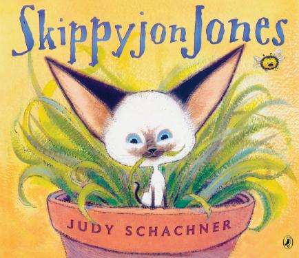 跳跳猫系列绘本Skippyjon Jones <b style='color:red'>适合</b>6岁以下儿童网盘下载!