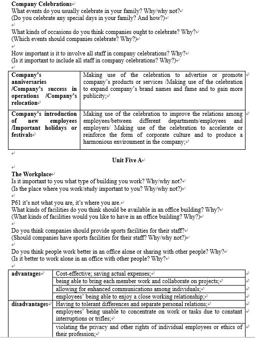 剑桥商务英语BEC中级(听力+口语+阅读)分册资源下载