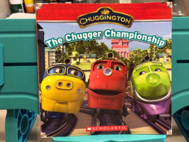 BBC原版英语动画片 Chuggington(火车宝宝 )全5季 中英版你需要吗?