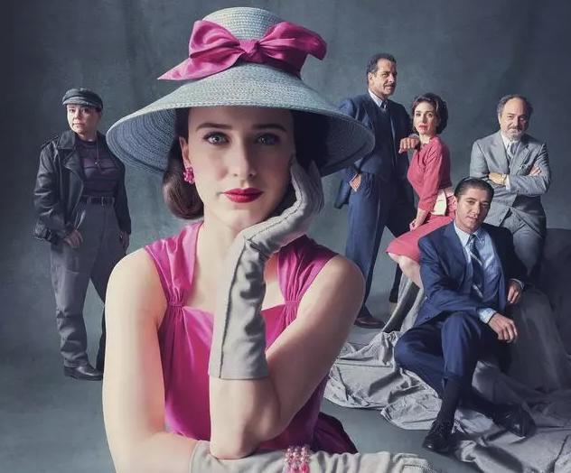 美国喜剧《了不起的麦瑟尔夫人第二季》百度云资源