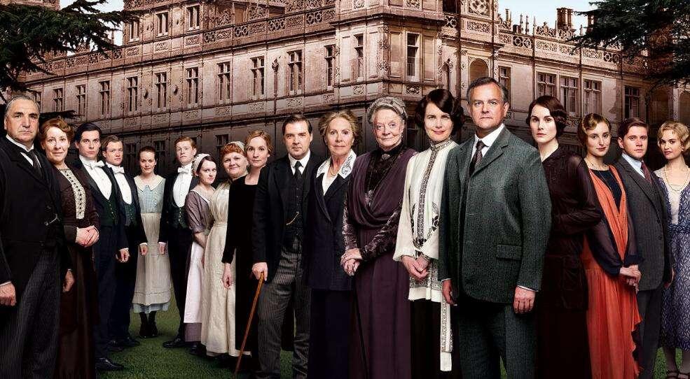 看英剧学英语《唐顿庄园第四季》在线观看免费下载