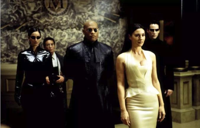 《黑客帝国2:重装上阵》人类与机器,究竟谁能走到最后(电子版+视频)