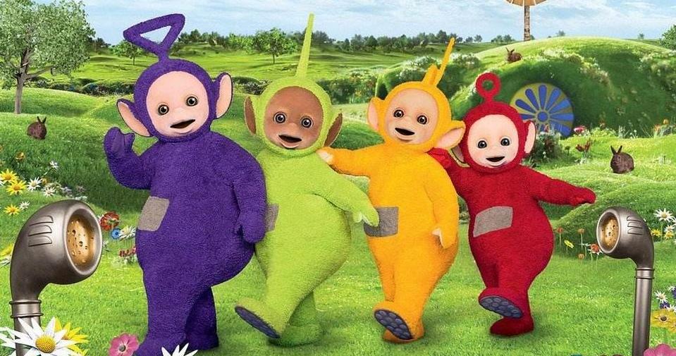 英文原版《天线宝宝》1-6季 适合幼儿孩子英语启蒙最齐全