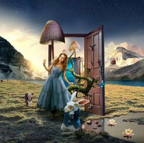 迪士尼电影《爱丽丝梦游仙境》中英双语电子书下载电子课本