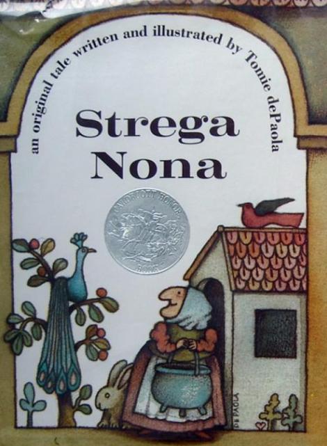 美国学前教育教科书 巫婆奶奶Strega Nona 英文绘本PDF + 音频百度云下载