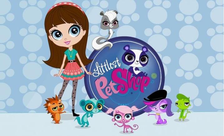 英文动画小小宠物店 Littlest Pet Shop 第1-4季全集(电子版+视频)