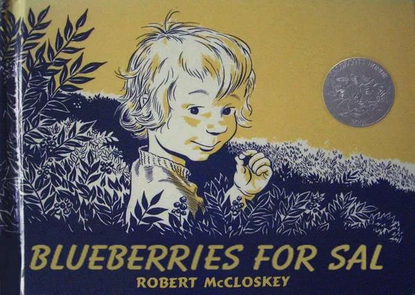 儿童睡前英语故事 《小赛尔采草莓 Blueberries for Sal》音频下载!