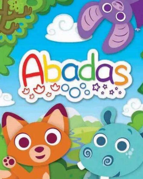 BBC幼儿动画CBeebies-Abadas 全52集 英文字幕网盘下载值得收藏!