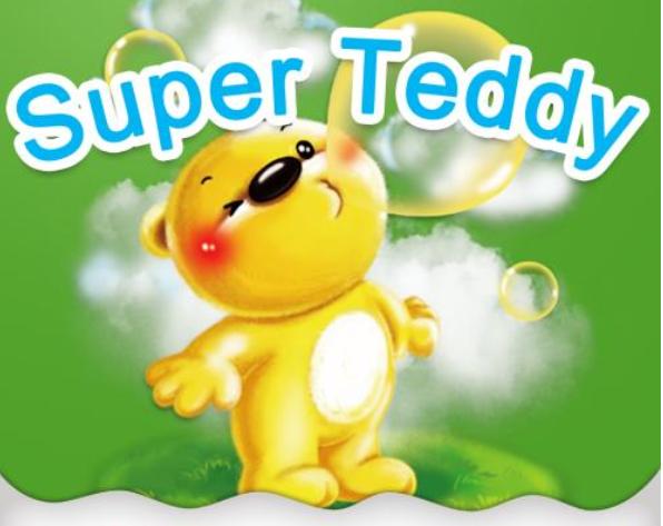 洪恩国际幼儿英语教材Super Teddy 高清视频下载资源大全