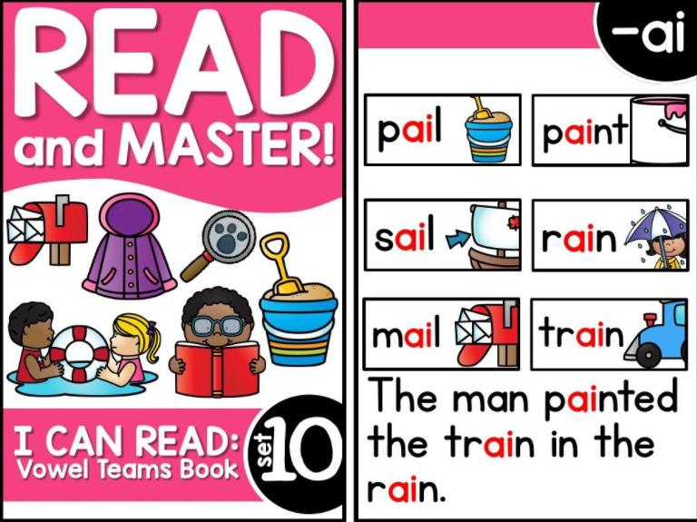 自然<b style='color:red'>拼读</b>词根Phonics《Read and Master》 点读包dab和DP下载系列下载!