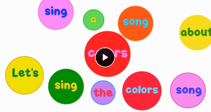 认知颜色歌曲 英语<b style='color:red'>启蒙</b>儿歌The Colors Song视频高清下载免费获取。