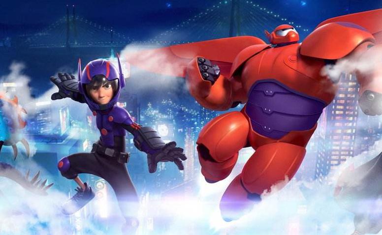 迪士尼影片《超能陆战队》中英双语电子版mobi下载资源下载