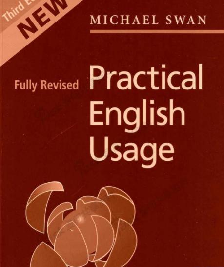 牛津英语用法指南(Practical English Usage) 第3版英文版免费资料