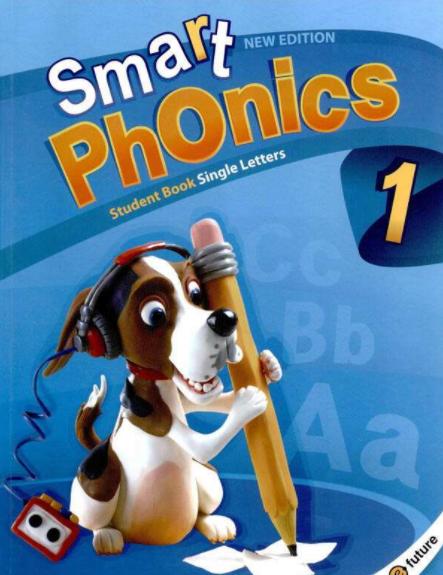 自然拼读Smart Phonics全套资源(学生书+音频+练习册+教师资源)资源分享