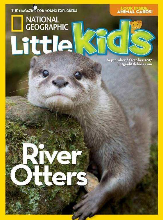 美国国家地理幼儿版National Geographic Little Kids 2019年1-10月刊全套分享