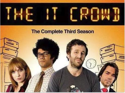 英语喜剧《IT狂人》1-4季中英视频 学地道口语最新资源分享。