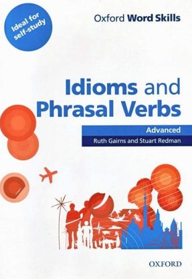 雅思语法书籍推荐《牛津高级习语与短语动词》高清PDF下载资源大全