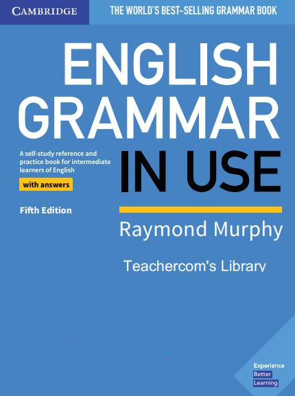 剑桥商务英语语法书《剑桥中级英语语法》PDF下载
