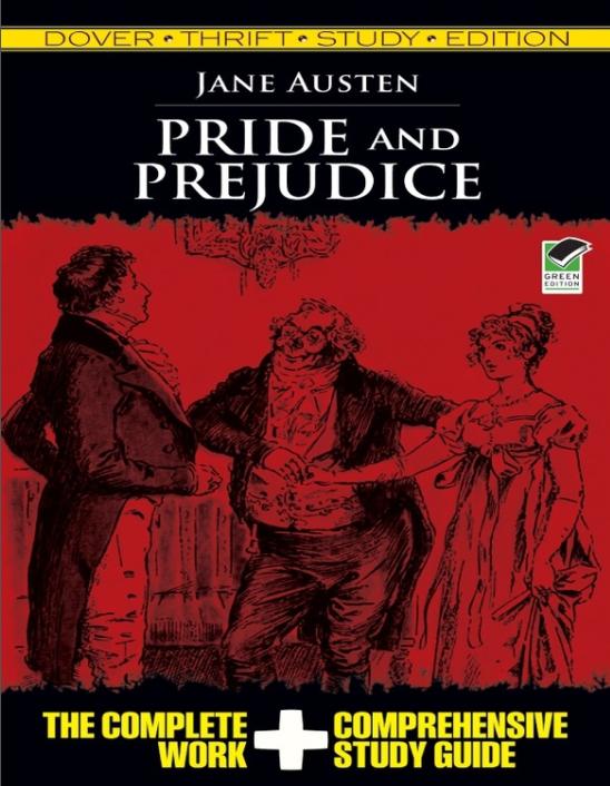 经典英文读物《傲慢与偏见Pride and Prejudice》PDF下载免费获取。