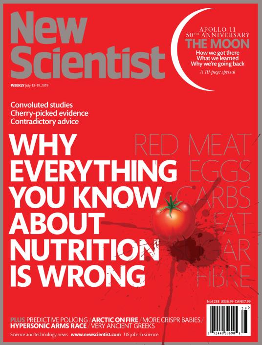 雅思阅读拓展杂志《新科学家 New Scientist》2019年7月刊下载