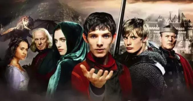 看英剧学英语《梅林传奇第一季》超清百度云百度网盘下载