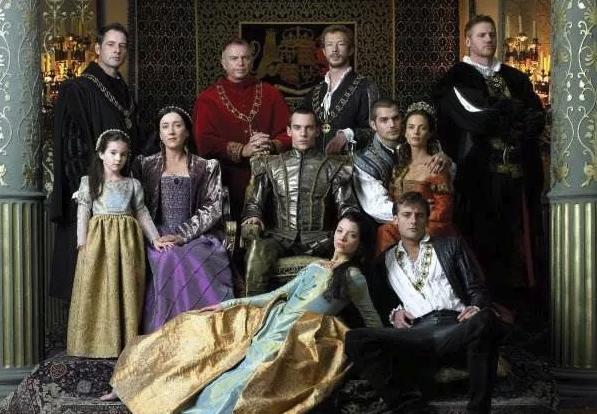 看美剧学英语《都铎王朝 The Tudors》系列1-4 季全无偿分享!