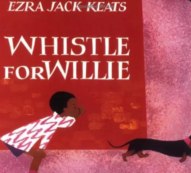 少儿英文绘本共赏   Whistle For Willie(彼得的口哨)