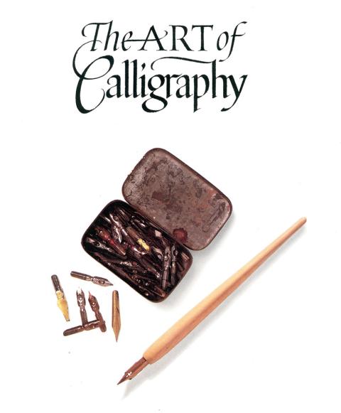 The Art of Calligraphy(英文书法的艺术)PDF下载系列分享!
