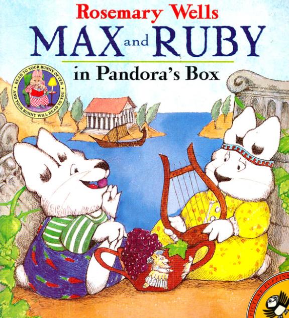 小兔麦斯和露比 Max and Ruby 1-4 季高清(字幕+精美绘本)下载电子版分享!