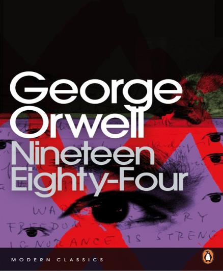 20世纪影响力最大的英语小说之一 《1984》Nineteen Eighty Four云盘下载!